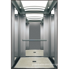 Yuanda Etched Mirror Stainless Steel Passenger Elevator