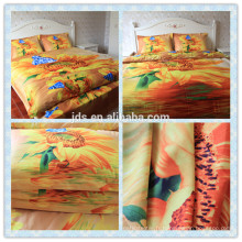 Tissu en fibre de polyester