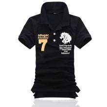 15PKPT09 Trendiges, schmal geschnittenes Poloshirt für Damen