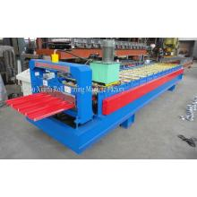 Supply for Standing Seam Metal Roof Machine Processing Roof Tile Self Locking Forming Machine export to Saudi Arabia Manufacturers