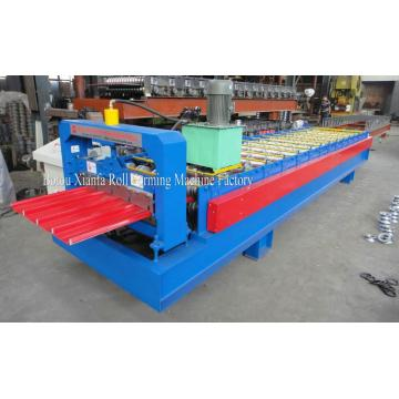 Metal Trapezoidal Wall Panel Roll Forming Machine Equipment