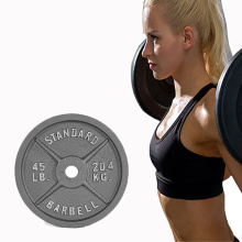 Kostenlose Gewicht Gym Equipment Barbell Discs