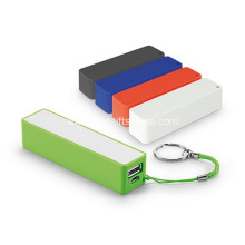 Promotional Keychain Power Bank 2600mAh