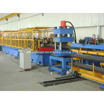 Advanced Technical Highway Guardrail Forming Machine Full Automation