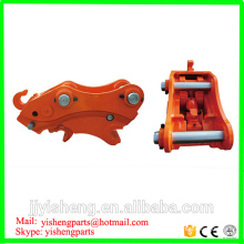 Applicable excavator 34 tons -38 tons excavator quick connect / hydraulic quick coupler hitch