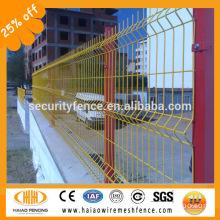 UK market hot sale galvanized & powder coated mesh fence for sale