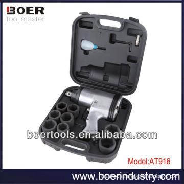 """Air Tool Kit 13pcs 3/4"""" Air Impact Wrench Kit"""