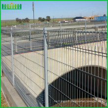 American Standard AS2423 roll top fencing