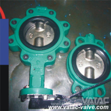 Cast Steel Wafer&Lug Butterfly Valve Suitable to Flange B16.5