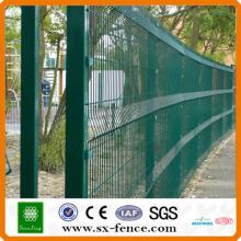 Painel da cerca do aço da cerca do ferro 3d