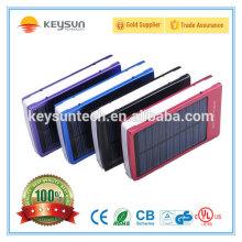 Universal intelligentes bewegliches bewegliches Aufladeeinheits-Sonnenenergiebank 50000mah 10000mah 12000mah 20000mah powerbank