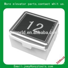 B13P2 bouton poussoir élévateur bouton poussoir poussoir