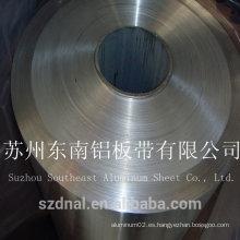 Bobinas de aluminio de alta calidad 5052 H32 para piezas de recambio de automóviles