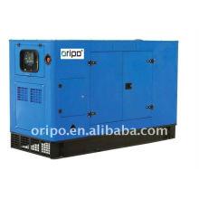 Yuchai motor diesel refrigerado por agua generador silencioso