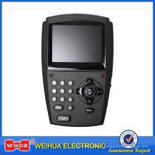 satélite digital DVR-DVB-S DVB-S do rmeter do rmeter do finímetro do satélite
