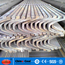 20MnK hot rolled U steel for curved profile