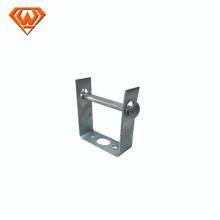Single Spool Secondary Rack D Iron for Insulator/Pole line hardware brackets/rack insulator