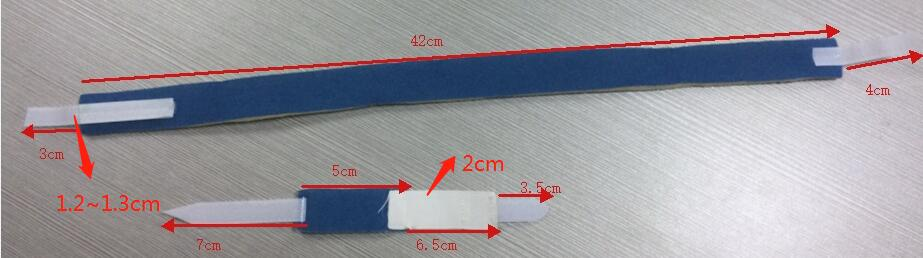 trach tube holder