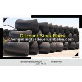 A234;DIN2605/2615/2616/2617;JIS B2311/2312/2313 Seamless Carbon Black Butt Welded Pipefittings;SCH40/SCH160