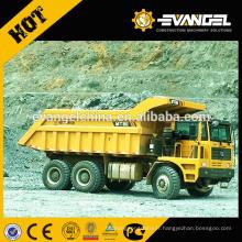 34cbm 60 tonnes minière camion à benne basculante MT86