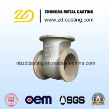 OEM Brass Parts by Sand Casting