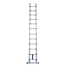 Escalera que sube del cable telescópico solo de 4.1m Alu