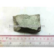 Natürlicher roher halb kostbarer Stein ROCK, rauer Pyrite Stein Felsen