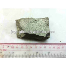 Природный сырьевой камень из полудрагоценных камней, камень из грубого пирита