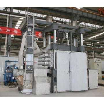 dewatering vacuum filter belt press