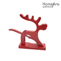 Dado Cracker Red Deer Forma in acciaio inossidabile