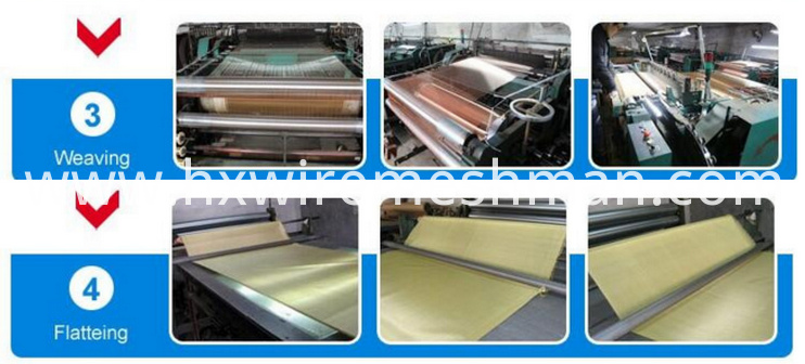 manufacturer of woven copper mesh