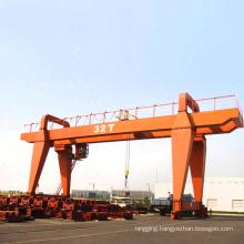 china working duty marine gantry crane 40 ton