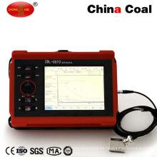 Detector ultrasónico automático portátil profesional del defecto Zbl-U610