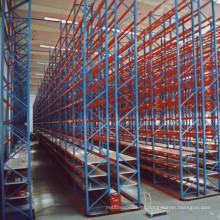 Soluções de armazenamento de VNA com passagem estreita