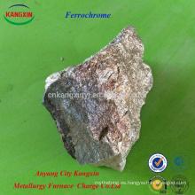 Alambre de núcleo de acero de China suministra nitrógeno Alambre de núcleo de hierro Ferro / alambre de FeCr-N