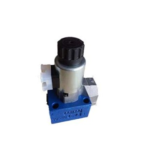 Industrial directional seat valve