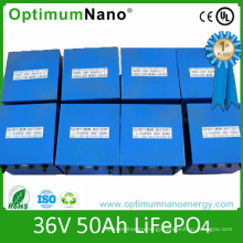 Electric Car Battery Pack 36V 50ah-LiFePO4 Battery