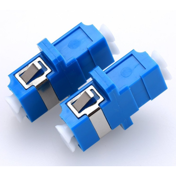 LC / pc-LC / pc Jenis Dupleks Coupler SM DX Adapter