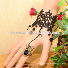 Facotry wholesale black coral bracelet