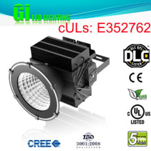 UL cUL DLC pure white high bay light   with 5 years warranty