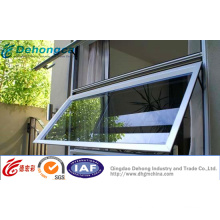 China 2015 nuevo toldo de aluminio Windows