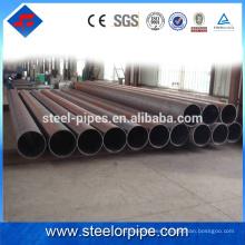 Horario de diseño clásico 10 tubo de acero al carbono