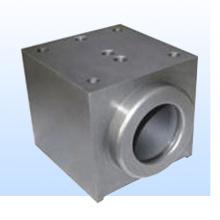 OEM Metall Eisen Stahlguss für Eisenguss Gießerei