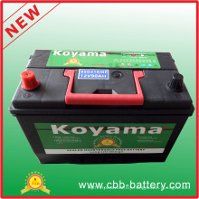 95D31rmf (12V80Ah) Korea Design Maintenance Free Car Battery