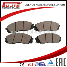 High Quality Car Brake Pad D1566