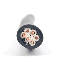 8 ядер спиральных морской плетеный kvvrp кабель питания