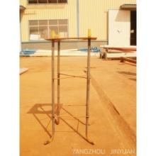 Anchor bolts for street light poles