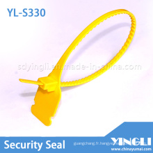 Utilitaires légers en plastique scellés de sécurité