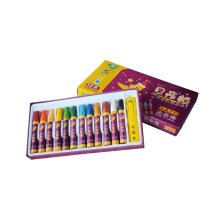 12 Colors Oil Pastel For Kids