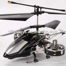 777-293 ¡Nuevo estilo 2012! 4 CH Move Motion Helicopter, con controlador de sensores de movimiento